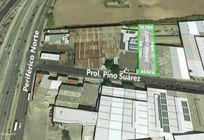 Foto de terreno habitacional en venta en prolongacion pino suárez , industrial los belenes, zapopan, jalisco, 0 No. 01