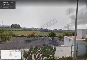 Foto de terreno habitacional en venta en prolongación pino suárez , villa san antonio, querétaro, querétaro, 0 No. 01