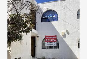 Foto de casa en renta en prolongacion san joaquin 39 b, san pablo, querétaro, querétaro, 0 No. 01