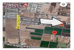 Foto de terreno comercial en venta en prolongacion zaragoza 400, los bosques, aguascalientes, aguascalientes, 0 No. 01