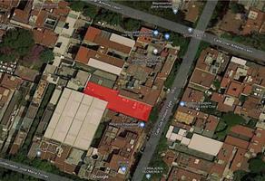 Foto de terreno habitacional en venta en protasio tagle , san miguel chapultepec ii sección, miguel hidalgo, df / cdmx, 0 No. 01