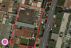 Foto de terreno habitacional en venta en providencia , del valle norte, benito juárez, df / cdmx, 0 No. 01
