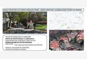 Foto de casa en venta en psicologia 32, lomas anáhuac, huixquilucan, méxico, 16939554 No. 01