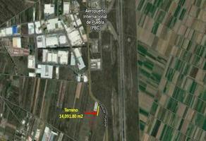 Foto de terreno industrial en venta en  , puebla (hermanos serdán), huejotzingo, puebla, 20782209 No. 01