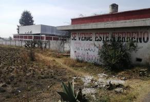 Foto de terreno comercial en venta en  , puebla (hermanos serdán), huejotzingo, puebla, 0 No. 01