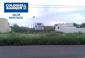 Foto de terreno habitacional en venta en puebla s/n entre norte y cananea , zona norte, cajeme, sonora, 5618016 No. 01
