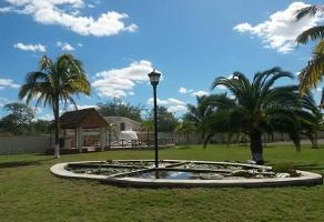 Foto de rancho en venta en pueblo conkal , conkal, conkal, yucatán, 11063299 No. 01