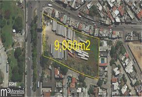 Foto de terreno habitacional en renta en  , puente blanco, jiutepec, morelos, 14202963 No. 01