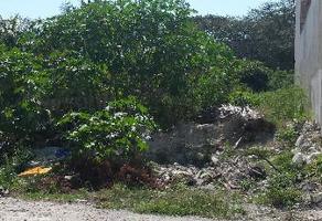 Foto de terreno habitacional en venta en  , puente de la unidad, carmen, campeche, 8006298 No. 01