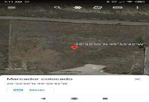 Foto de terreno industrial en venta en puerta 7 enfrente de pemex, cadereyta, n.l. , nueva cadereyta, cadereyta jiménez, nuevo león, 15314457 No. 01