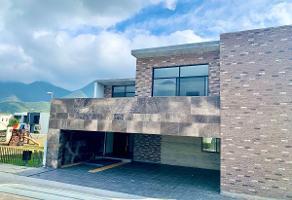 Foto de casa en venta en puerta de hierro , cerradas de cumbres sector alcalá, monterrey, nuevo león, 13985523 No. 01
