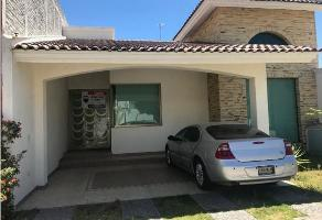 Foto de casa en renta en puerta de los franceses , san nicolás, aguascalientes, aguascalientes, 13935491 No. 01