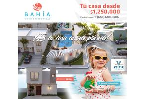 Foto de casa en venta en  , puerta del sol, mazatlán, sinaloa, 14819467 No. 01