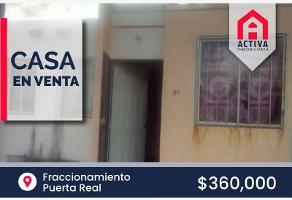 Foto de casa en venta en puerta real 1, cima del sol, tlajomulco de zúñiga, jalisco, 12359157 No. 01