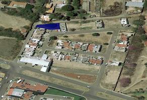 Foto de terreno habitacional en venta en  , puerta real, corregidora, querétaro, 14098583 No. 01