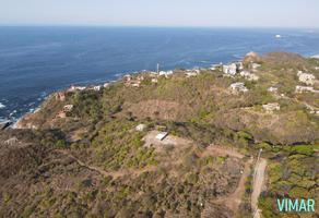 Foto de terreno habitacional en venta en  , puerto angel, san pedro pochutla, oaxaca, 0 No. 01
