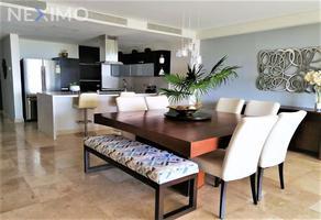 Foto de departamento en venta en puerto cancun, avenida bonampak 115, supermanzana 3 centro, benito juárez, quintana roo, 20279250 No. 01