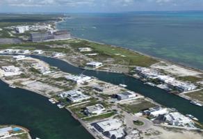 Foto de terreno habitacional en venta en puerto cancún , cancún centro, benito juárez, quintana roo, 0 No. 01