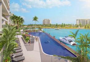 Foto de departamento en venta en puerto cancún , cancún (internacional de cancún), benito juárez, quintana roo, 0 No. 01