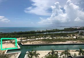 Foto de terreno habitacional en venta en puerto cancun, laguna 2 0 , cancún centro, benito juárez, quintana roo, 0 No. 01