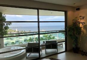 Foto de departamento en venta en puerto cancun, novo cancun 5, zona hotelera, benito juárez, quintana roo, 0 No. 01