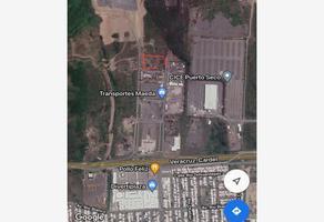 Foto de terreno habitacional en venta en  , puerto seco, veracruz, veracruz de ignacio de la llave, 17711778 No. 01