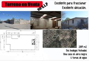 Foto de terreno habitacional en venta en puerto vallarta 80, rancho nuevo, soledad de graciano sánchez, san luis potosí, 6622126 No. 01