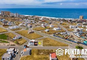 Foto de terreno habitacional en venta en punta azul , misión del mar ii, playas de rosarito, baja california, 0 No. 01