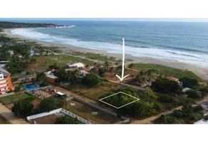 Foto de terreno habitacional en venta en  , punta de zicatela, santa maría colotepec, oaxaca, 19435735 No. 01
