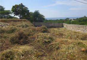 Foto de terreno habitacional en venta en  , punta de zicatela, santa maría colotepec, oaxaca, 19435743 No. 01