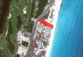 Foto de terreno habitacional en venta en punta nizuc, cancún , zona hotelera, benito juárez, quintana roo, 0 No. 01
