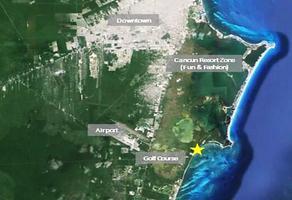 Foto de terreno industrial en venta en punta nizuc - cancún , zona hotelera, benito juárez, quintana roo, 8456337 No. 01