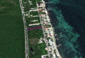 Foto de terreno habitacional en venta en  , punta sam, benito juárez, quintana roo, 17410136 No. 01