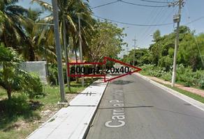 Foto de terreno habitacional en venta en  , punta sam, benito juárez, quintana roo, 17815527 No. 01