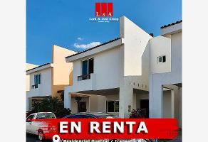 Foto de casa en renta en quetzal 001, quetzal, irapuato, guanajuato, 0 No. 01