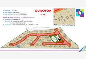 Foto de terreno habitacional en venta en quilotoa 26, industrial la montaña, querétaro, querétaro, 13697977 No. 01