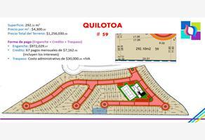 Foto de terreno habitacional en venta en quilotoa 59, industrial la montaña, querétaro, querétaro, 13142702 No. 01