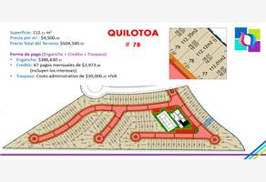 Foto de terreno habitacional en venta en quilotoa 78, industrial la montaña, querétaro, querétaro, 13142711 No. 01