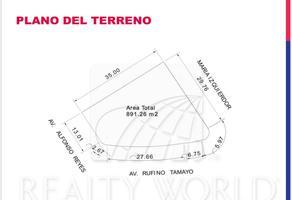 Foto de terreno habitacional en venta en  , quinta colonial apodaca 1 sector, apodaca, nuevo león, 16961348 No. 01