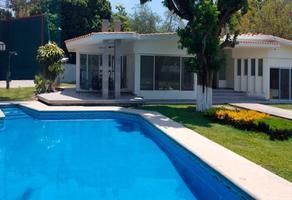 Foto de casa en venta en quinta juan ramon , la joya, yautepec, morelos, 13919067 No. 01