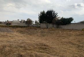 Foto de terreno habitacional en venta en quinta privada de la danza , santa cruz atzcapotzaltongo centro, toluca, méxico, 18834950 No. 01