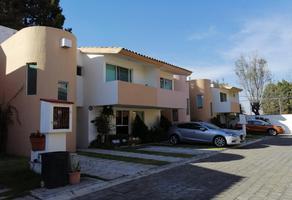 Foto de casa en condominio en venta en quinta privada eucalipto 5 , zerezotla, san pedro cholula, puebla, 11355523 No. 01