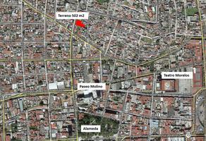 Foto de terreno habitacional en venta en quinta roo , sor juana inés de la cruz, toluca, méxico, 0 No. 01