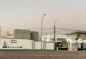 Foto de terreno habitacional en venta en quinta soledad , las quintas, torreón, coahuila de zaragoza, 17309099 No. 01