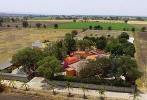 Foto de rancho en venta en  , quintanares, pedro escobedo, querétaro, 14267743 No. 01