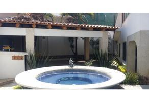 Foto de casa en renta en  , quintas martha, cuernavaca, morelos, 18103049 No. 01