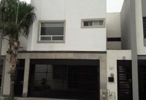 Foto de casa en venta en rafael coronel , puerta de anáhuac, general escobedo, nuevo león, 0 No. 01