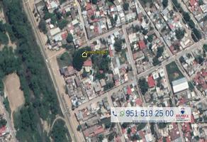 Foto de terreno habitacional en venta en rafael ramirez , santa rosa panzacola, oaxaca de juárez, oaxaca, 6482572 No. 01