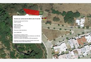 Foto de terreno habitacional en venta en rafael torres sánchez 15, rincón del bosque, colima, colima, 16148513 No. 01