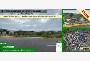 Foto de terreno habitacional en venta en ramon renteria , la palmilla, saltillo, coahuila de zaragoza, 0 No. 01